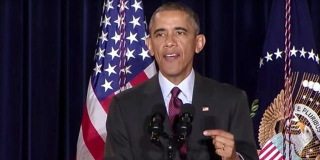 Covid-19: Ông Obama đã tiên đoán về một đại dịch từ năm 2014 - Ảnh 1.