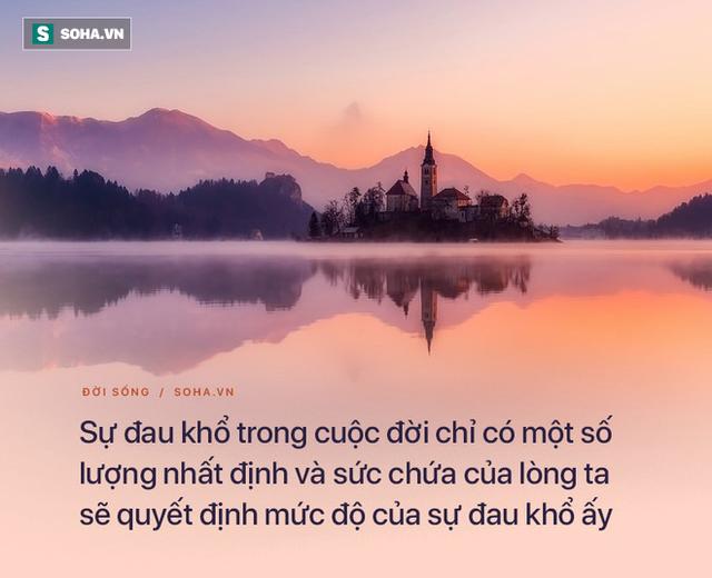 Chỉ với 1 cốc nước muối, hòa thượng già giúp tất cả chúng ta tránh xa được khổ đau: Ai cũng nên ngẫm - Ảnh 2.