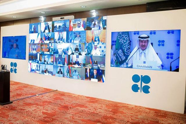 Thế giới nỗ lực tìm thỏa thuận cứu giá dầu  - Ảnh 1.