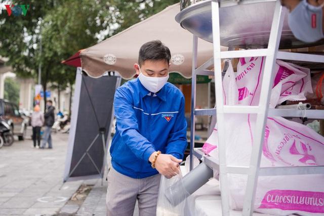 Thêm máy ATM phát gạo miễn phí tại Hà Đông cho người nghèo - Ảnh 2.