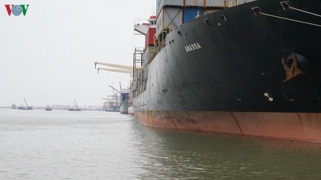 Cảng biển Hải Phòng duy trì hoạt động trong mùa dịch Covid-19 - Ảnh 11.