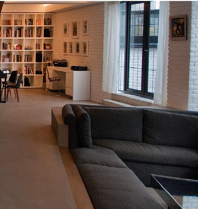 Không gian độc đáo của ngôi nhà có phòng khách được thiết kế chìm - Ảnh 3.
