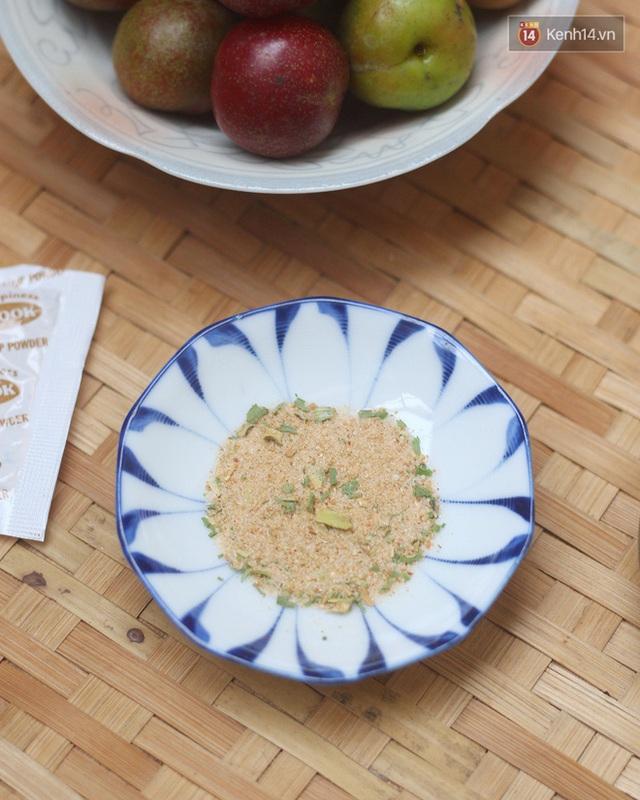 Review muối chấm Hảo Hảo siêu hot ngay trước ngày lên kệ: Vị không hề giống muối trong gói mì tôm, nhưng hương vị ấn tượng mới đáng chú ý hơn cả - Ảnh 3.