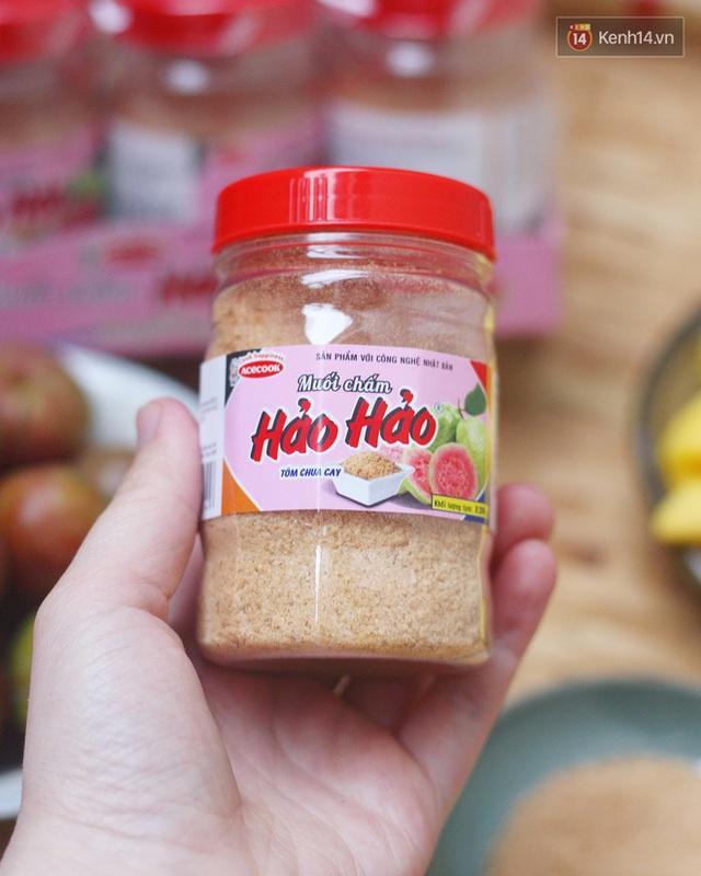 Review muối chấm Hảo Hảo siêu hot ngay trước ngày lên kệ: Vị không hề giống muối trong gói mì tôm, nhưng hương vị ấn tượng mới đáng chú ý hơn cả - Ảnh 6.