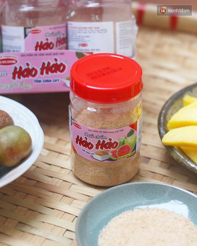 Review muối chấm Hảo Hảo siêu hot ngay trước ngày lên kệ: Vị không hề giống muối trong gói mì tôm, nhưng hương vị ấn tượng mới đáng chú ý hơn cả - Ảnh 7.