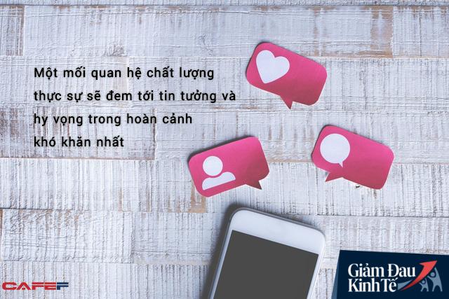 Các quan hệ cá nhân chính là thước đo đẳng cấp của bạn: Khi cần giúp đỡ, bạn có thể gọi điện cho bao nhiêu người? - Ảnh 2.