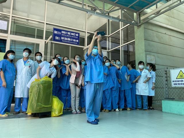 Bệnh nhân 22 được phát hiện tái dương tính: Khách sạn nơi bệnh nhân cách ly bác bỏ tin tổ chức tiệc tùng - Ảnh 2.