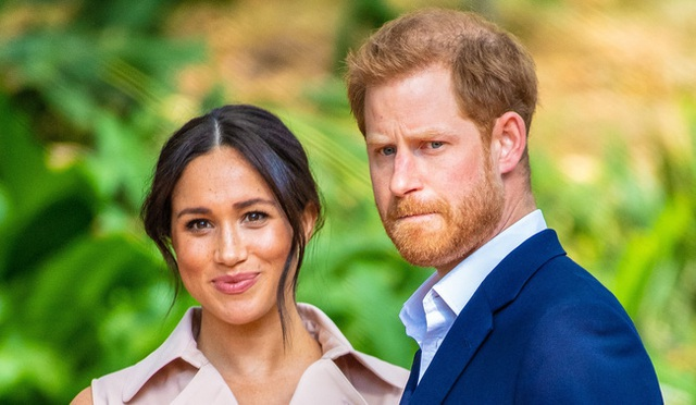 Meghan và Harry được cho là nổ ra chiến tranh, mâu thuẫn với nhau về cuộc phỏng vấn trị giá 29 tỷ đồng dội bom vào hoàng gia Anh - Ảnh 1.