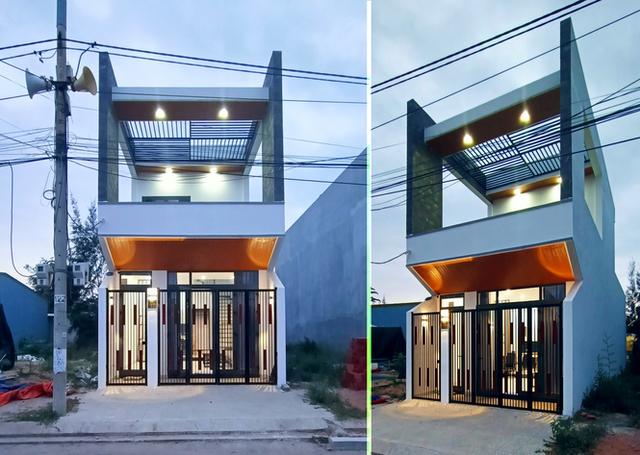 Nhà phố 2 tầng đẹp ấn tượng chỉ 750 triệu đồng ở Đà Nẵng - Ảnh 1.  Nhà phố 2 tầng đẹp ấn tượng chỉ 750 triệu đồng ở Đà Nẵng photo 1 15869351325021033598408