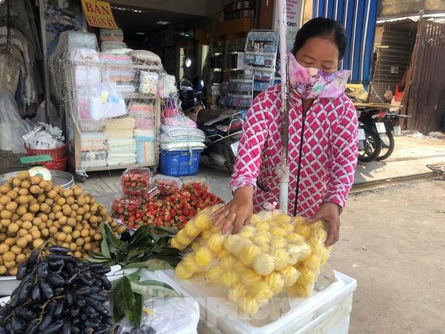 Thơm mini Thái Lan xuống đường, giá 120.000 đồng/kg - Ảnh 8.