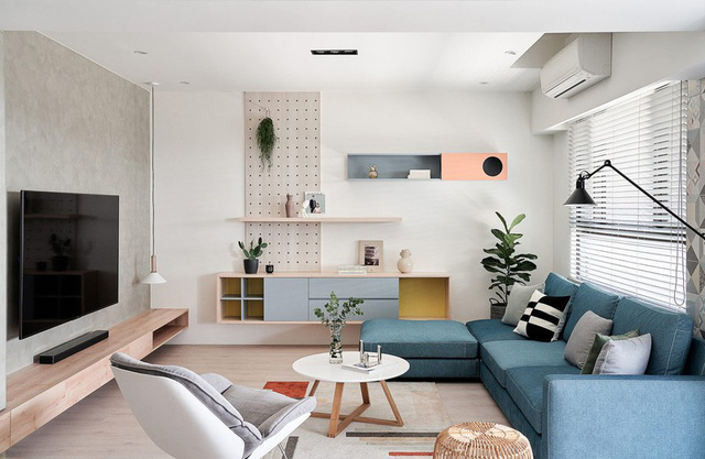 Mê mẩn thiết kế hiện đại của căn hộ 132m2 - Ảnh 1.