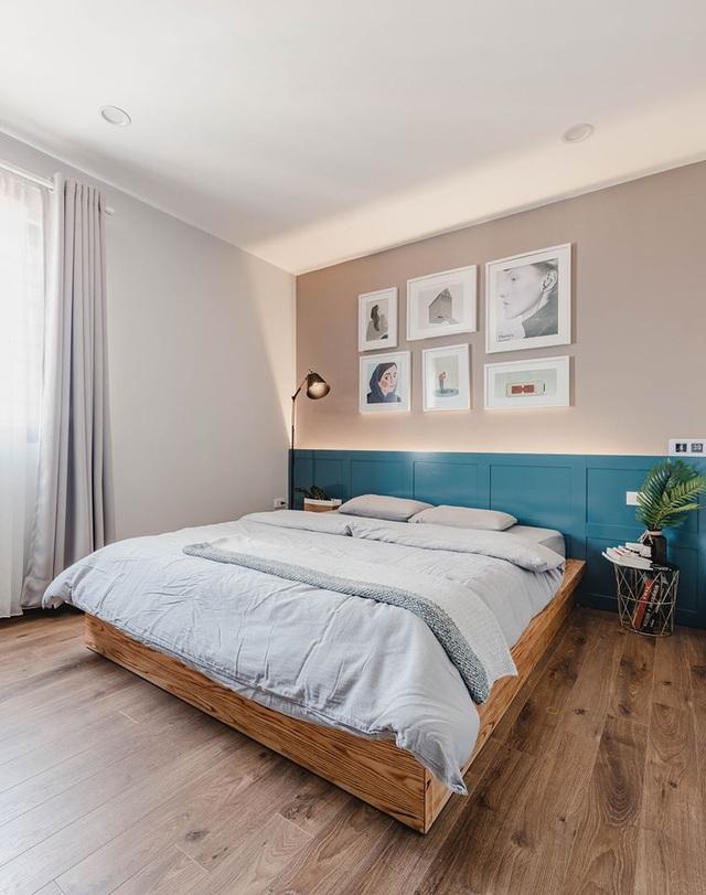 Ấn tượng căn hộ được trang trí bằng gạch tự nhiên - Ảnh 11.