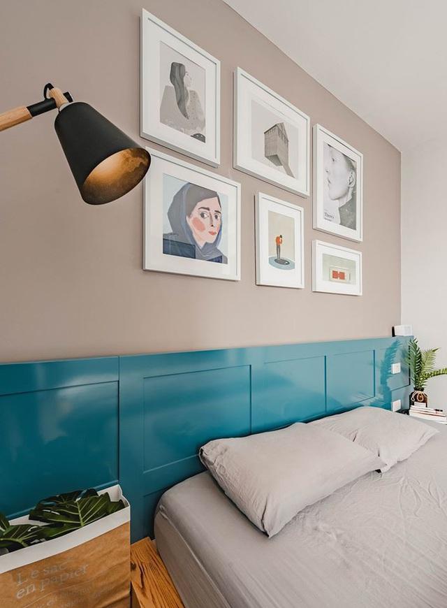 Ấn tượng căn hộ được trang trí bằng gạch tự nhiên - Ảnh 12.