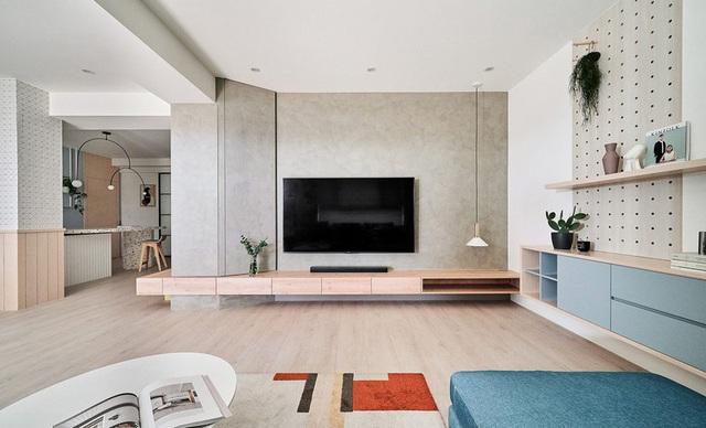 Mê mẩn thiết kế hiện đại của căn hộ 132m2 - Ảnh 4.