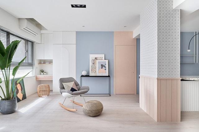 Mê mẩn thiết kế hiện đại của căn hộ 132m2 - Ảnh 6.