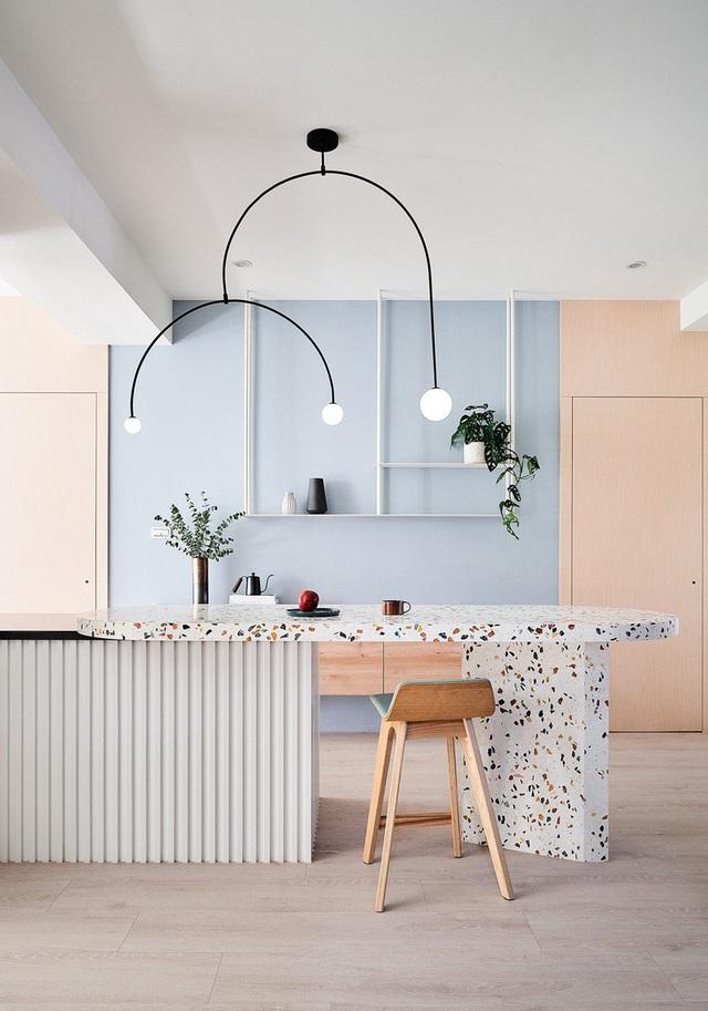 Mê mẩn thiết kế hiện đại của căn hộ 132m2 - Ảnh 8.