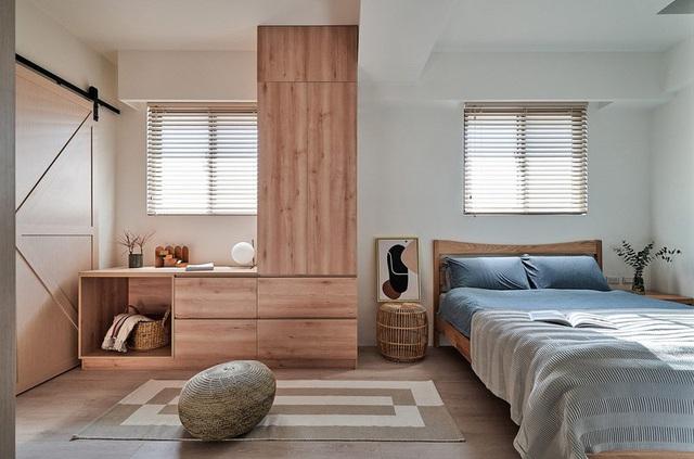 Mê mẩn thiết kế hiện đại của căn hộ 132m2 - Ảnh 10.