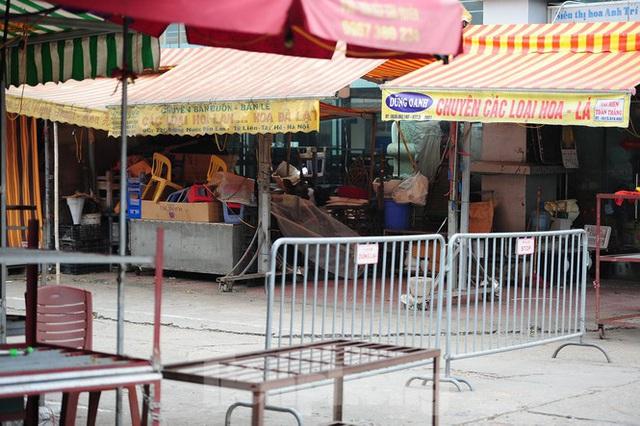 Chợ hoa lớn nhất Hà Nội đóng cửa chuyển sang bán hàng trực tuyến - Ảnh 7.
