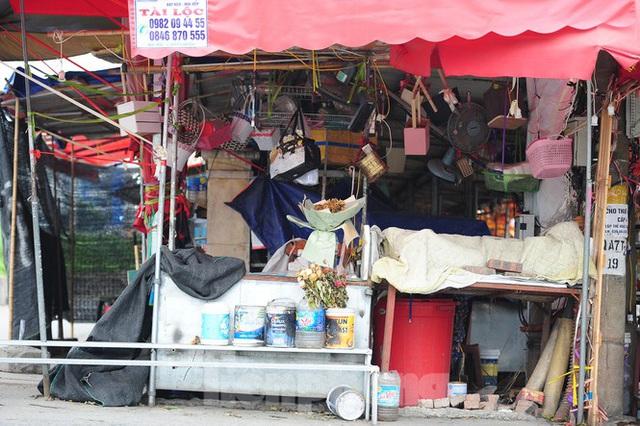 Chợ hoa lớn nhất Hà Nội đóng cửa chuyển sang bán hàng trực tuyến - Ảnh 10.