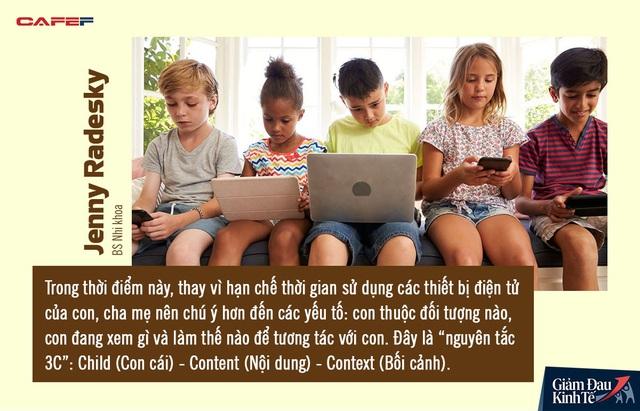 Áp dụng nguyên tắc 3C này, phụ huynh sẽ không còn phải đau đầu vì con cái cứ dán mắt vào màn hình suốt kỳ nghỉ tránh dịch - Ảnh 1.