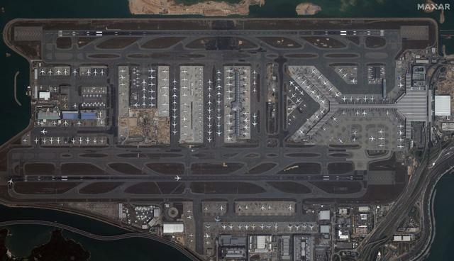 2/3 số máy bay trên thế giới nằm bẹp vì Covid-19 nhìn như thế nào? - Ảnh 2.