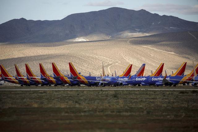 2/3 số máy bay trên thế giới nằm bẹp vì Covid-19 nhìn như thế nào? - Ảnh 4.