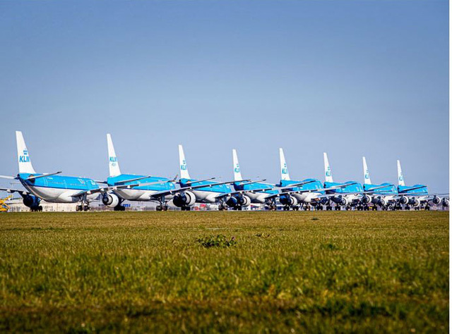 2/3 số máy bay trên thế giới nằm bẹp vì Covid-19 nhìn như thế nào? - Ảnh 7.
