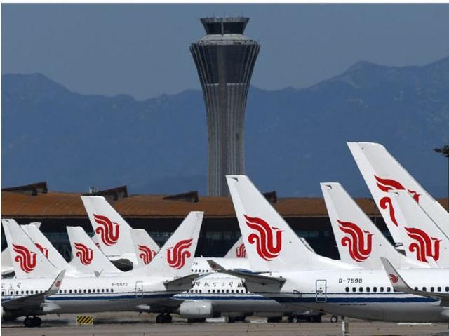 2/3 số máy bay trên thế giới nằm bẹp vì Covid-19 nhìn như thế nào? - Ảnh 8.
