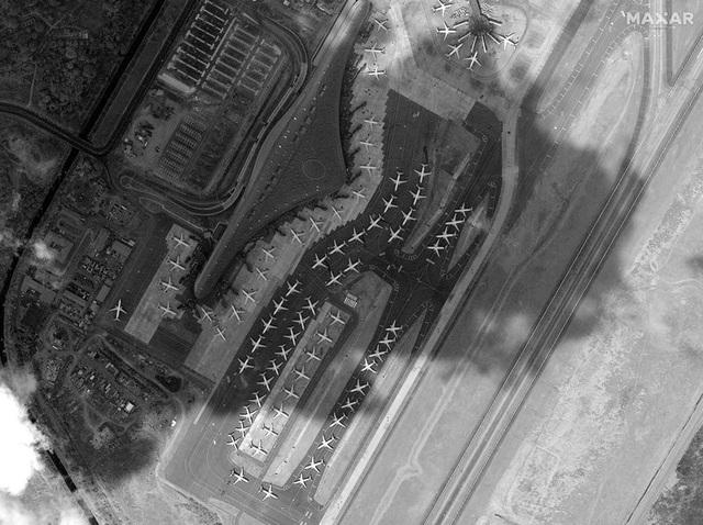 2/3 số máy bay trên thế giới nằm bẹp vì Covid-19 nhìn như thế nào? - Ảnh 9.