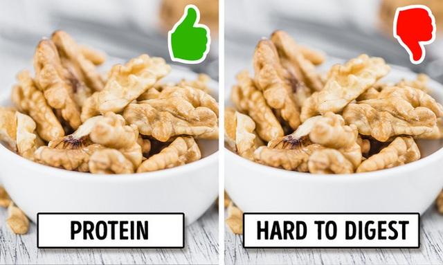 11 thực phẩm dù tốt cho cơ thể nhưng vẫn có thể gây hại nếu ăn sai thời điểm - Ảnh 6.