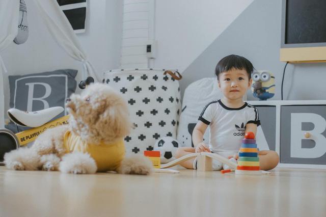 Thiết kế phòng cho con trai với nhiều món đồ trang trí cá tính - Ảnh 6.