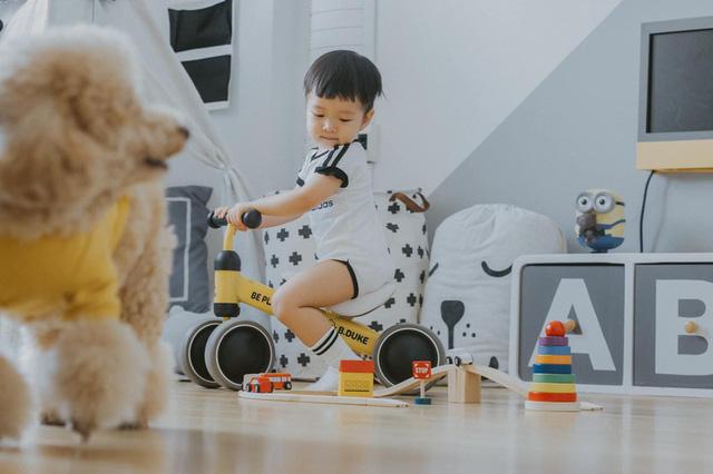 Thiết kế phòng cho con trai với nhiều món đồ trang trí cá tính - Ảnh 8.