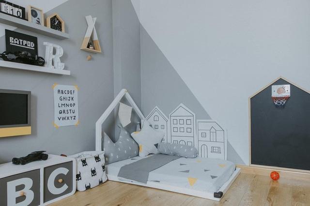 Thiết kế phòng cho con trai với nhiều món đồ trang trí cá tính - Ảnh 9.
