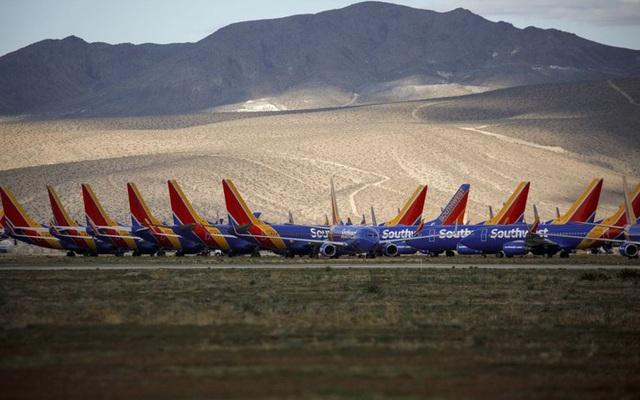 Hơn 16.000 máy bay nằm bẹp vì đại dịch Covid-19 - Ảnh 2.