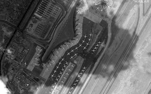 Hơn 16.000 máy bay nằm bẹp vì đại dịch Covid-19 - Ảnh 4.