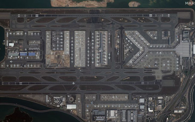 Hơn 16.000 máy bay nằm bẹp vì đại dịch Covid-19 - Ảnh 7.