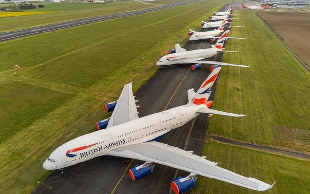 Hơn 16.000 máy bay nằm bẹp vì đại dịch Covid-19 - Ảnh 8.