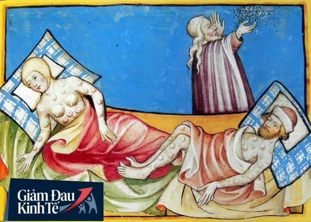 Cuộc sống kinh tế sau Covid-19: Thế giới học được gì từ đại dịch Cái chết đen, xóa sổ 60% dân số châu Âu - Ảnh 2.