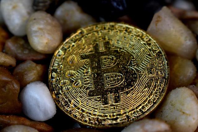 Thị trường hưng phấn, giá Bitcoin tăng vọt - Ảnh 1.