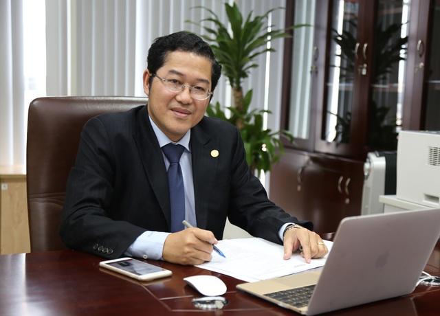 HDBank bổ nhiệm Phó chủ tịch Hội đồng quản trị và tân Tổng giám đốc - Ảnh 3.