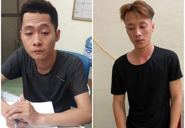 Vụ cướp ngân hàng ở Quảng Nam: Dọa giết nữ kế toán, cướp tiền để chuộc xe máy - Ảnh 1.