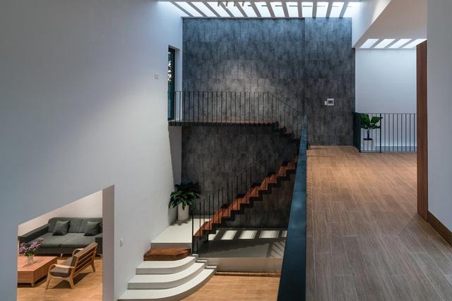 Ngôi nhà đơn giản, tiết kiệm chi phí xây dựng - Ảnh 11.