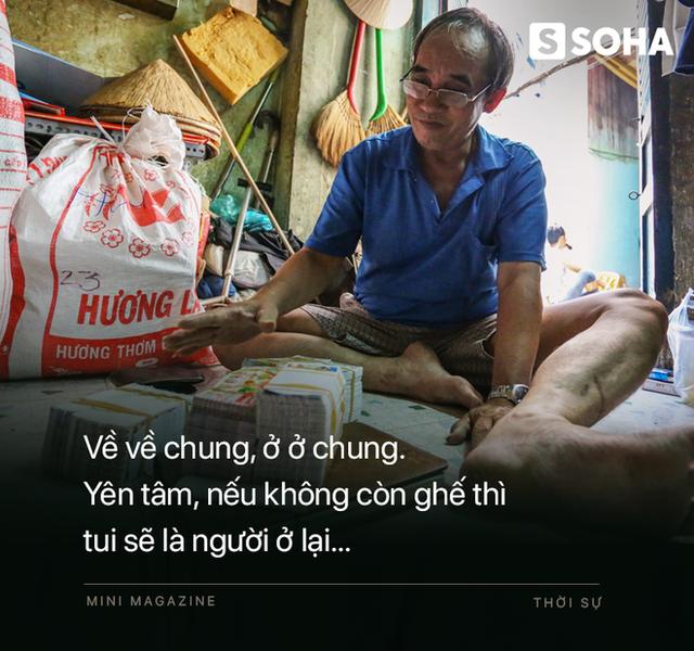 Bô lão vé số mùa Covid-19: Ba má ở Sài Gòn tiền lớn không có, chứ cơm rau người ta cho có thể sống qua ngày - Ảnh 15.