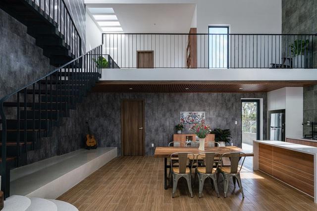 Ngôi nhà đơn giản, tiết kiệm chi phí xây dựng - Ảnh 7.