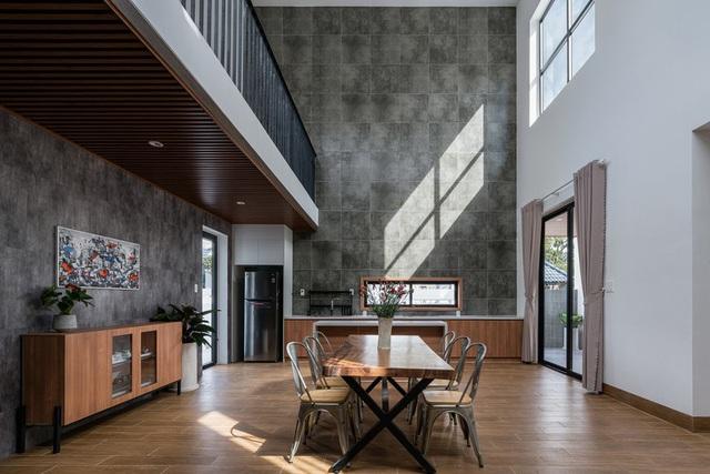 Ngôi nhà đơn giản, tiết kiệm chi phí xây dựng - Ảnh 9.