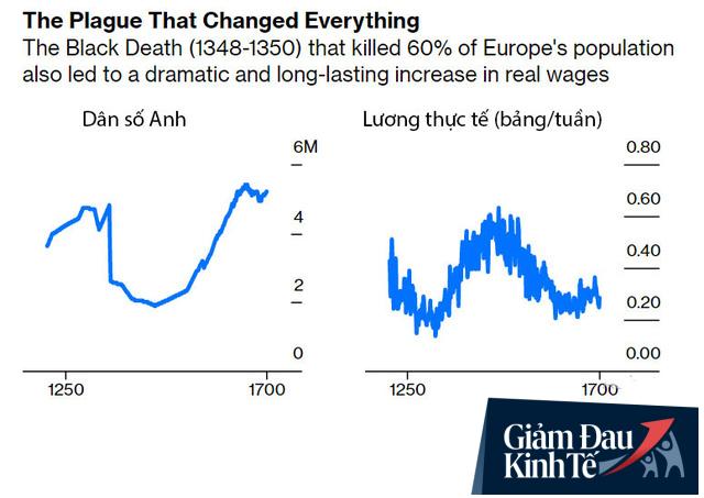 Cuộc sống kinh tế sau Covid-19: Thế giới học được gì từ đại dịch Cái chết đen, xóa sổ 60% dân số châu Âu - Ảnh 1.