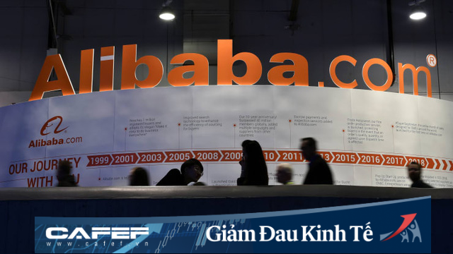 Alibaba đầu tư 28,2 tỷ USD vào điện toán đám mây để đấu với Amazon, Microsoft, tận dụng cơ hội từ Covid-19 - Ảnh 1.