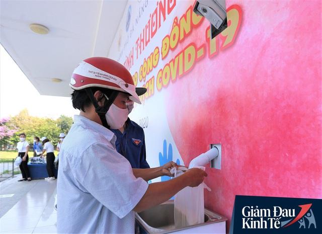 ATM gạo tự động đầu tiên ở Đà Nẵng: Không phân biệt bạn đi xe gì, ai cần cứ đến lấy! - Ảnh 2.