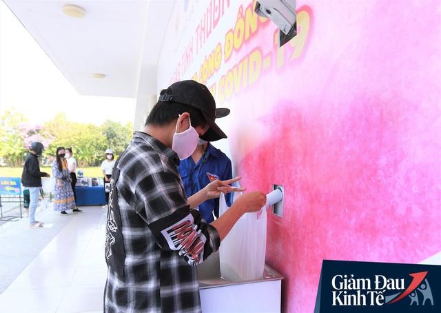 ATM gạo tự động đầu tiên ở Đà Nẵng: Không phân biệt bạn đi xe gì, ai cần cứ đến lấy! - Ảnh 13.