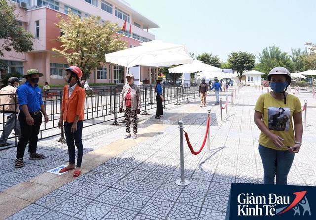 ATM gạo tự động đầu tiên ở Đà Nẵng: Không phân biệt bạn đi xe gì, ai cần cứ đến lấy! - Ảnh 7.